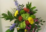 Mixed Bouquet with Protea